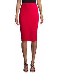Diane von Furstenberg Knit Pencil Skirt