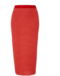 Orley Micro Stitch Pencil Skirt