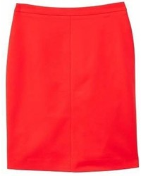 Mango Pencil Skirt