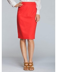 Pendleton Ultra 9 Stretch Twill Pencil Skirt