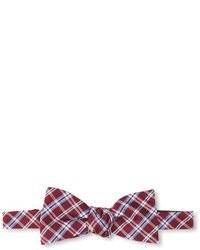 Philip plaid bow tie medium 18261