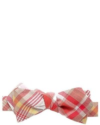 General Knot & Co Picnic Plaid Diamond Point Bow