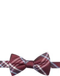 Ryan Seacrest Distinction Wilcox Plaid To Tie Bow Tie Only At Macys