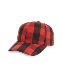 Collection XIIX Plaid Baseball Cap
