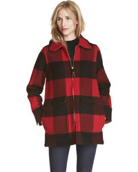 Giant buffalo wool coat medium 352300