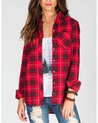 Full Tilt Flannel Shirt
