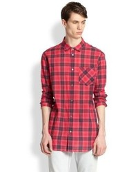 Marc by Marc Jacobs Plaid Stanley Sportshirt