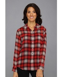 Vince Camuto Two By Ls Plaid Utility Shirt Apparel