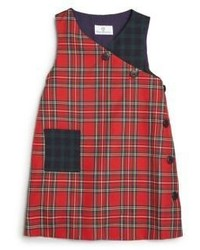 Florence Eiseman Little Girls Tartan Plaid Dress