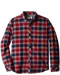 Billabong Kids Jackson Flannel Long Sleeve Shirt
