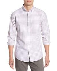 Carterton sports fit plaid sport shirt medium 5360460