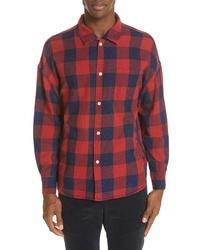 Remi Relief Check Plaid Shirt