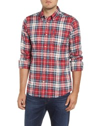 Barbour Highland Check 10 Tailored Fit Cotton Shirt