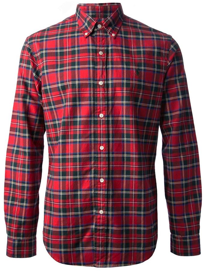 Polo Ralph Lauren Plaid Button Down Shirt | Where to buy & how to wear