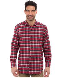 Tommy Bahama Somerset Plaid Ls Shirt