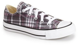 5ec204395ee ... Sneakers Converse Chuck Taylor All Star Plaid Low Top Sneaker ...