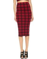 Ronny london plaid skirt medium 75384