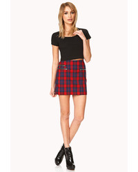 Forever 21 Prep School Plaid Skirt | Where to buy & how to wear