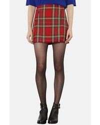 Topshop Tartan Plaid Skirt | Where to buy & how to wear