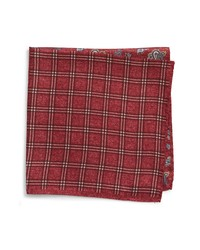 Nordstrom Men's Shop Four Panel Silk Pocket Square