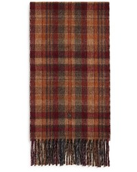 Driver plaid scarf medium 6860300