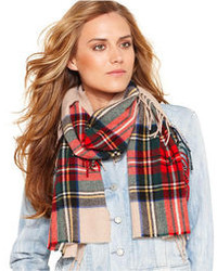 Polo Ralph Lauren Varsity Plaid Scarf