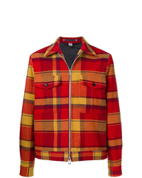 Ps By Paul Smith Check Jacket