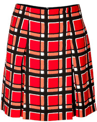 Marc by Marc Jacobs Plaid Skirt