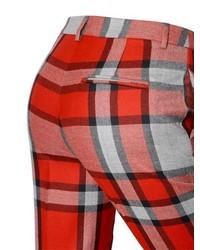 Vivienne Westwood Plaid Cool Wool Capri Pants | Where to buy & how ...