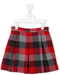 ed8c78e15 Red Plaid Skirts for Girls | Girls' Fashion | Lookastic.com