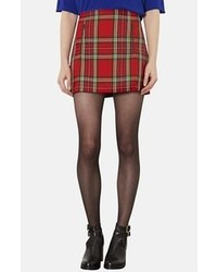 Red Plaid Skirts for Women | Women's Fashion