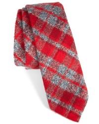 Plaid cotton tie medium 1150138