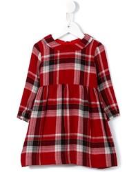 Il Gufo Plaid Dress