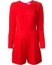 Red playsuit original 6774585