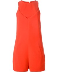 Alexander Wang T By Layered Playsuit