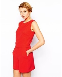 Oasis Tailored Playsuit