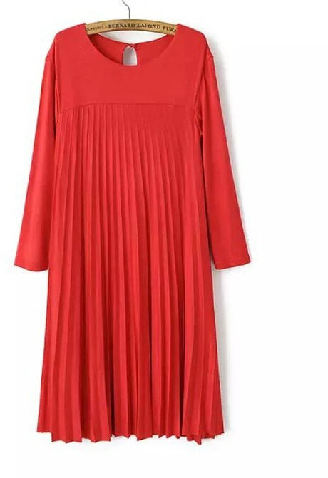ChicNova Long Sleeves Pleated Dress | Where to buy & how to wear