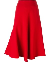Marni Draped Midi Skirt