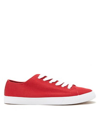 Red Plimsolls