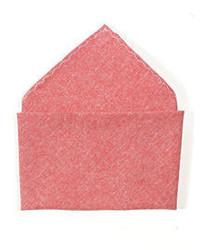 Original Penguin Lolita Solid Pocket Square