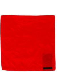 Prada Silk Taffeta Pocket Square