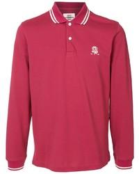 Kent & Curwen Long Sleeve Polo Shirt