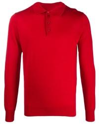 Emporio Armani Longsleeved Polo Shirt