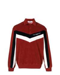 Givenchy Sporty Longsleeved Polo Shirt