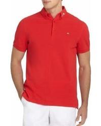 J. Lindeberg Active Rubi Organic Cotton Polo Shirt