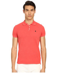 DSQUARED2 Classic Fit Preppy Polo