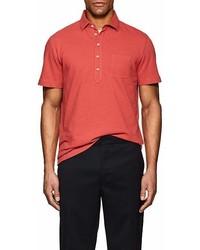 Brunello Cucinelli Cotton Piqu Polo Shirt