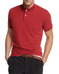 Brunello Cucinelli Cotton Pique Polo Shirt