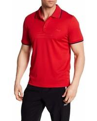 Fila Usa Sunset Knit Polo Shirt