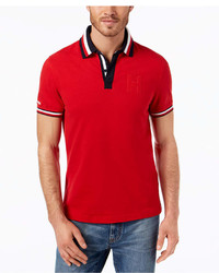 Tommy Hilfiger Jesse Embroidered Logo Polo Created For Macys
